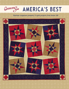 cover of Quilting with Shar book America's Best