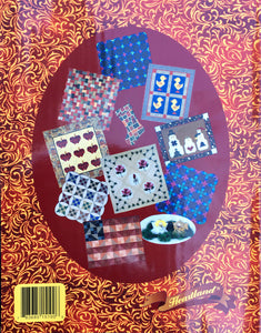 A Slice of Quilted Spice Series Book
