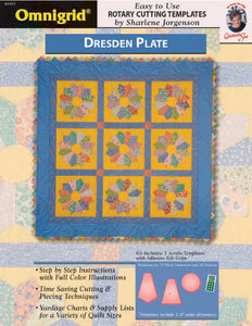 Dresden Plate Template Set