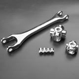 Magic Wrench tool kit - Combines 48 tools into one!