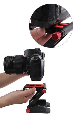 PREMIUM FLEX TILT TRIPOD HEAD Dslr camera holder