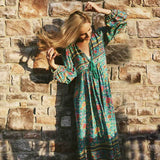 Long Sleeve Weekend Dress boho summer