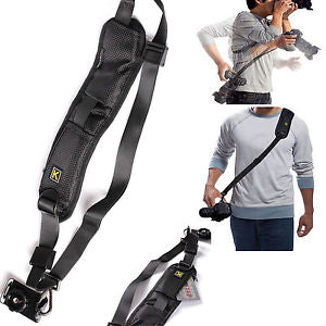 camera strap for digital-DSLR rapid shot