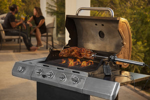 UNIVERSAL GAS GRILL ADAPTER (Coming soon!)
