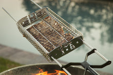 STAINLESS STEEL GRILL BASKET (Coming soon!)