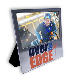 Over The Edge Picture Frame (4x6