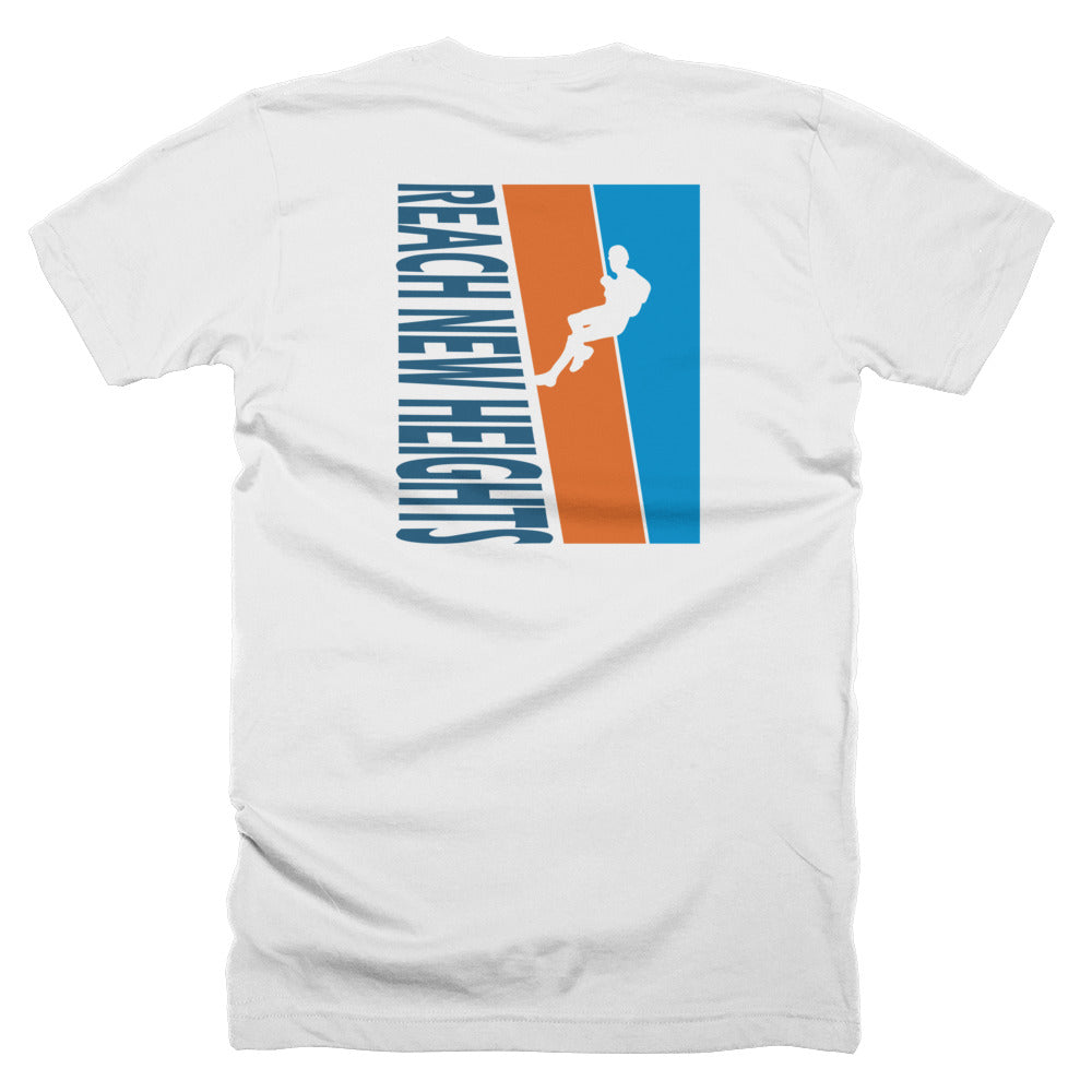 Reach New Heights Tee