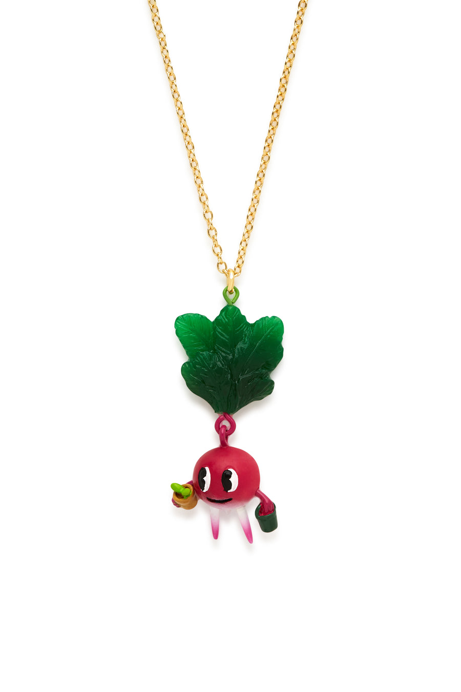Turnip Necklace