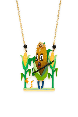 Corn Necklace