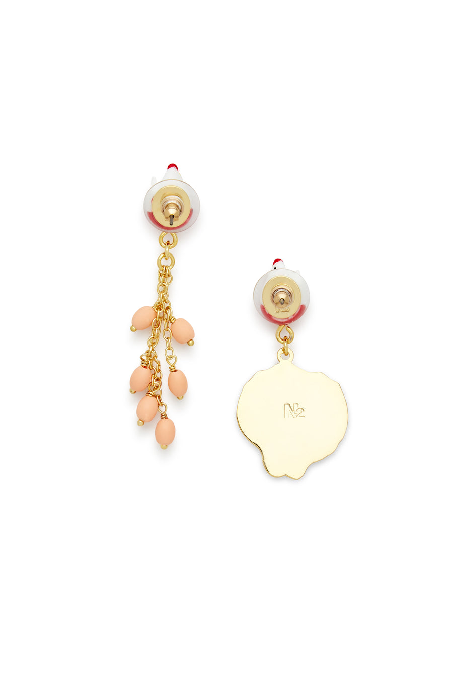 Chicken and The Egg Earrings