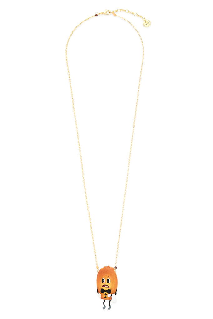 Maitre D Madeline Necklace