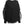Load image into Gallery viewer, Tulle Shirt Attached to Sweatshirt in Black