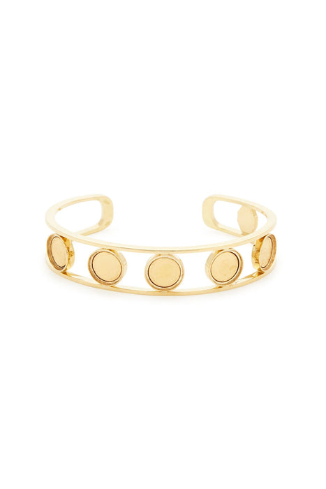 18K Gold Interchangeable Emoji Mood Bracelet