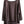 Load image into Gallery viewer, Chocolate Brown Silk 3/4 Sleeve Sway Top