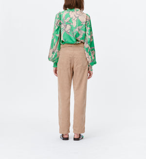 MUNTHE TABUC TOP IN GREEN