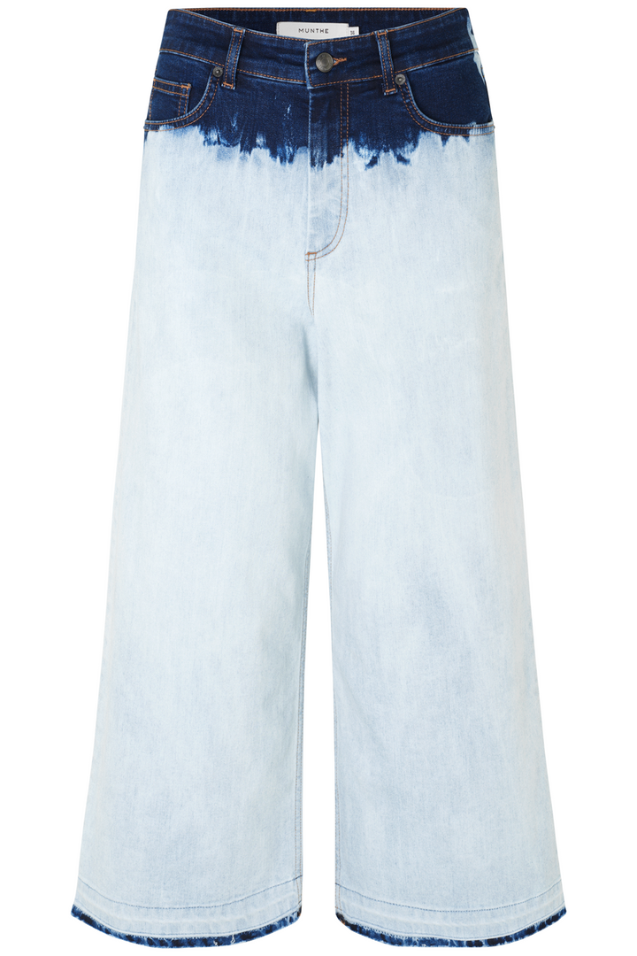 MUNTHE TICIANO PANT IN BLUE
