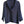 Load image into Gallery viewer, Navy Silk 3/4 Sleeve Square Front Frolic Top