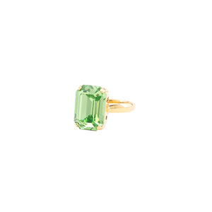 Shourouk Peridot Ring