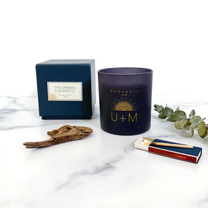 Urban and the Mystic Santal 8oz Candle