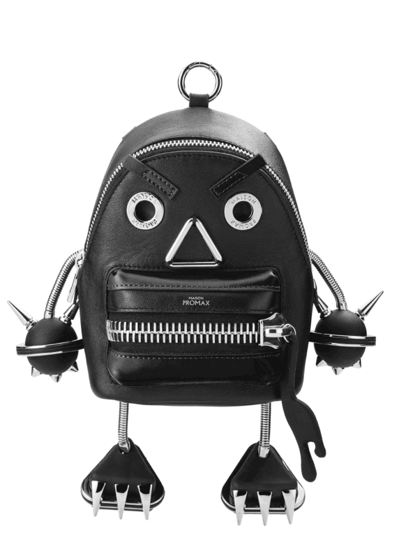 Maison Promax Jaws Mini Backpack