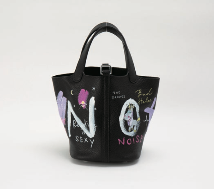 GUERNIKA Cube Bag / Size Small No. K003 - Black