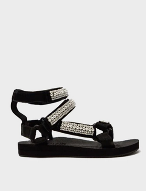 Trekky Pearl Double Ankle Sandals