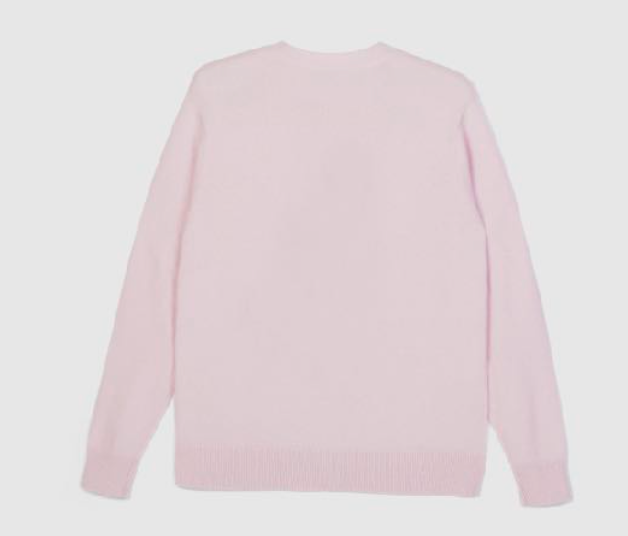 No 12 Sweater in Pink