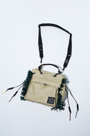String Canvas Bag Toga X Porter C