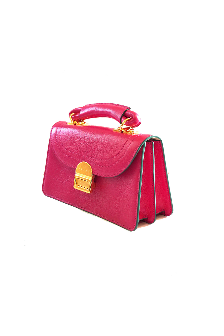 Juliette Crossbody Bag in Fuchsia