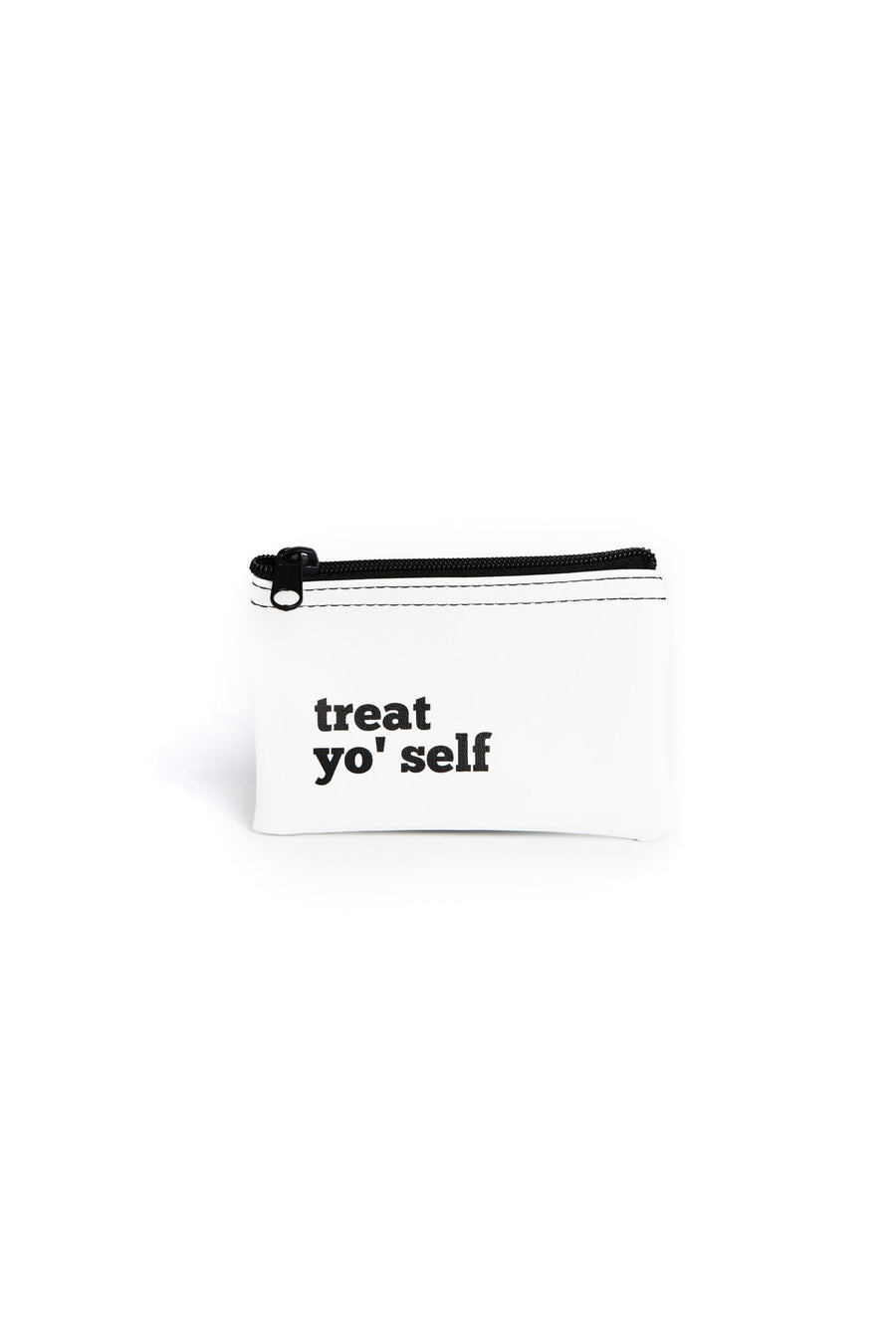 """Treat Yo' Self"" Coin Purse"
