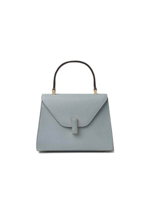 Iside Top Handle Medium Size Bag in Light Blue
