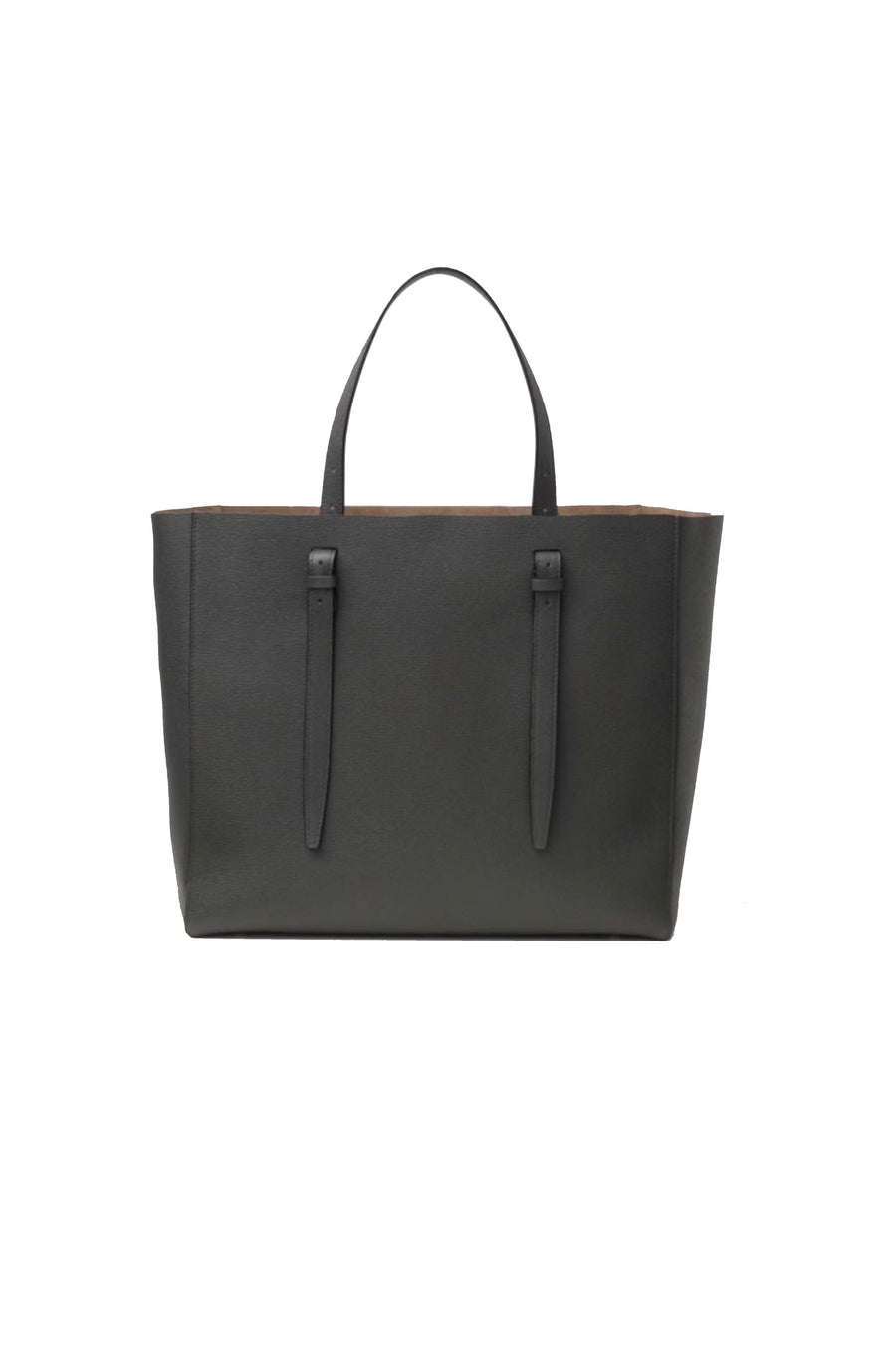 Shopper Tote in Black