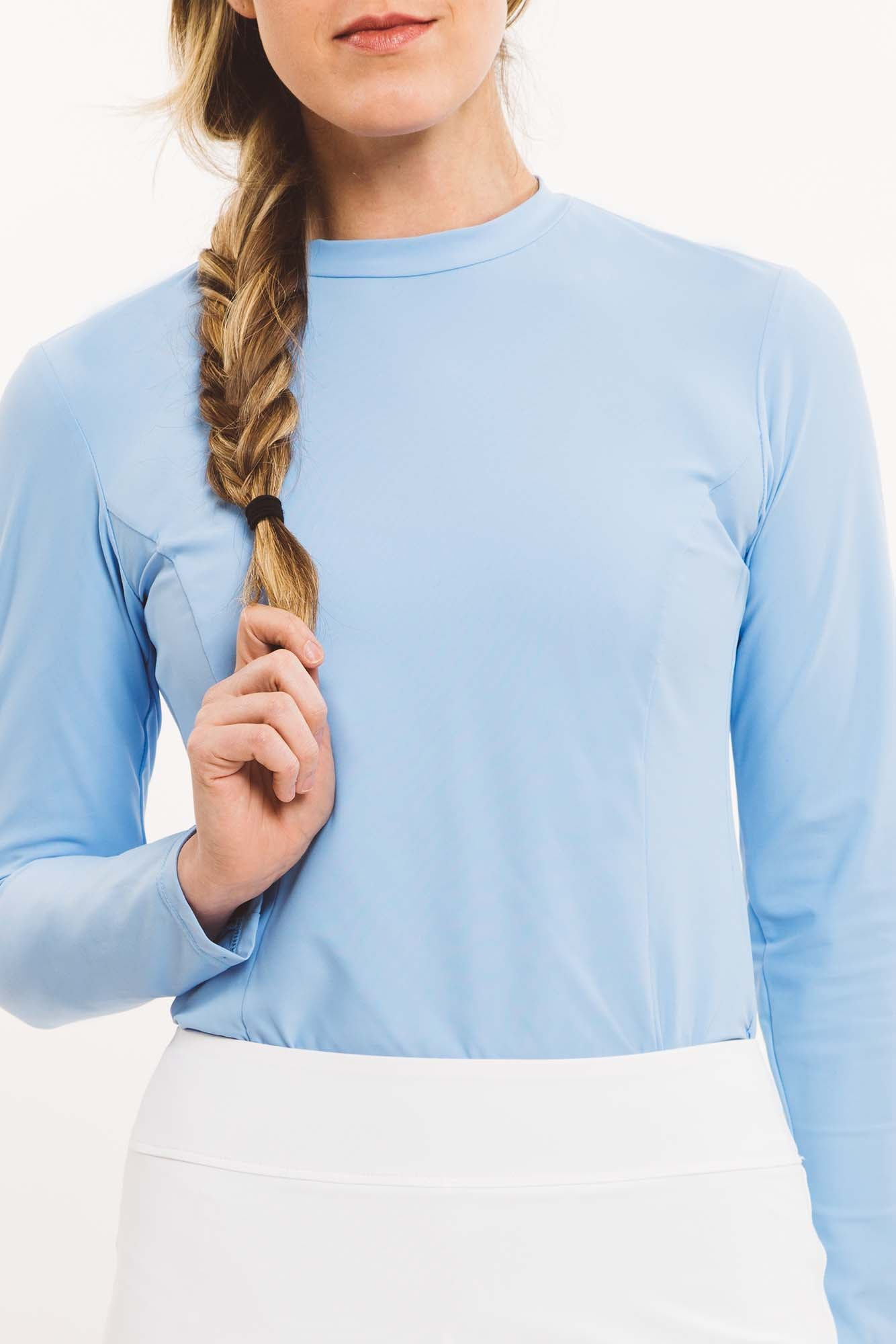 Sun Daze Base Layer | light blue   l