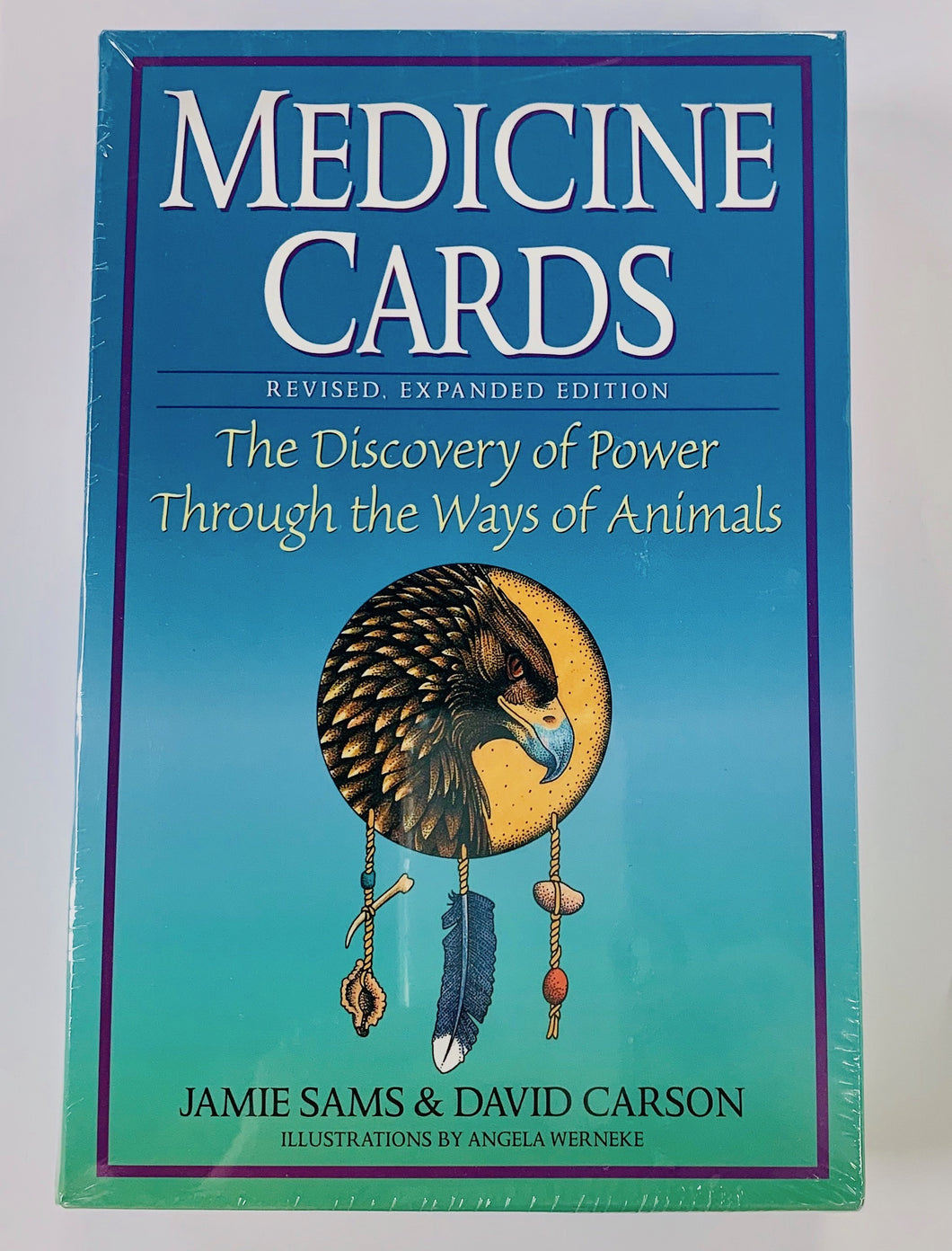 Medicine Cards by Jamie Sams and David Carson
