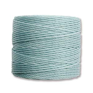 Medium Nylon Knotting Cord Turquoise 77yards