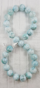 Larimar Gemstone Beads