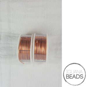 Copper Wire - Wire Wrapping Wire  - Non-Tarnish - Parawire -Choose Gauge