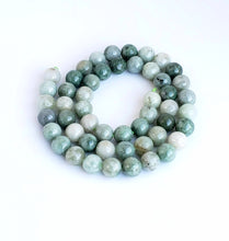 "Load image into Gallery viewer, 8mm Burma Jade Round 16"" Strand"