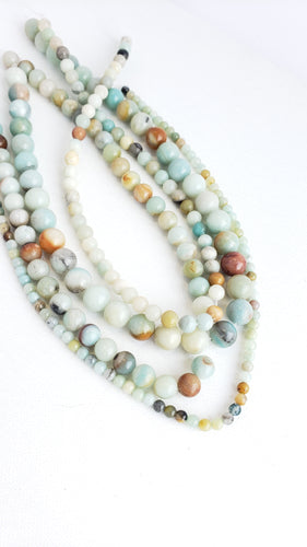 6MM AMAZONITE POLISHED 16