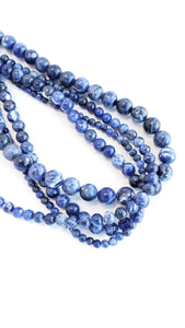 "8MM SODALITE POLISHED 16"" STRAND"