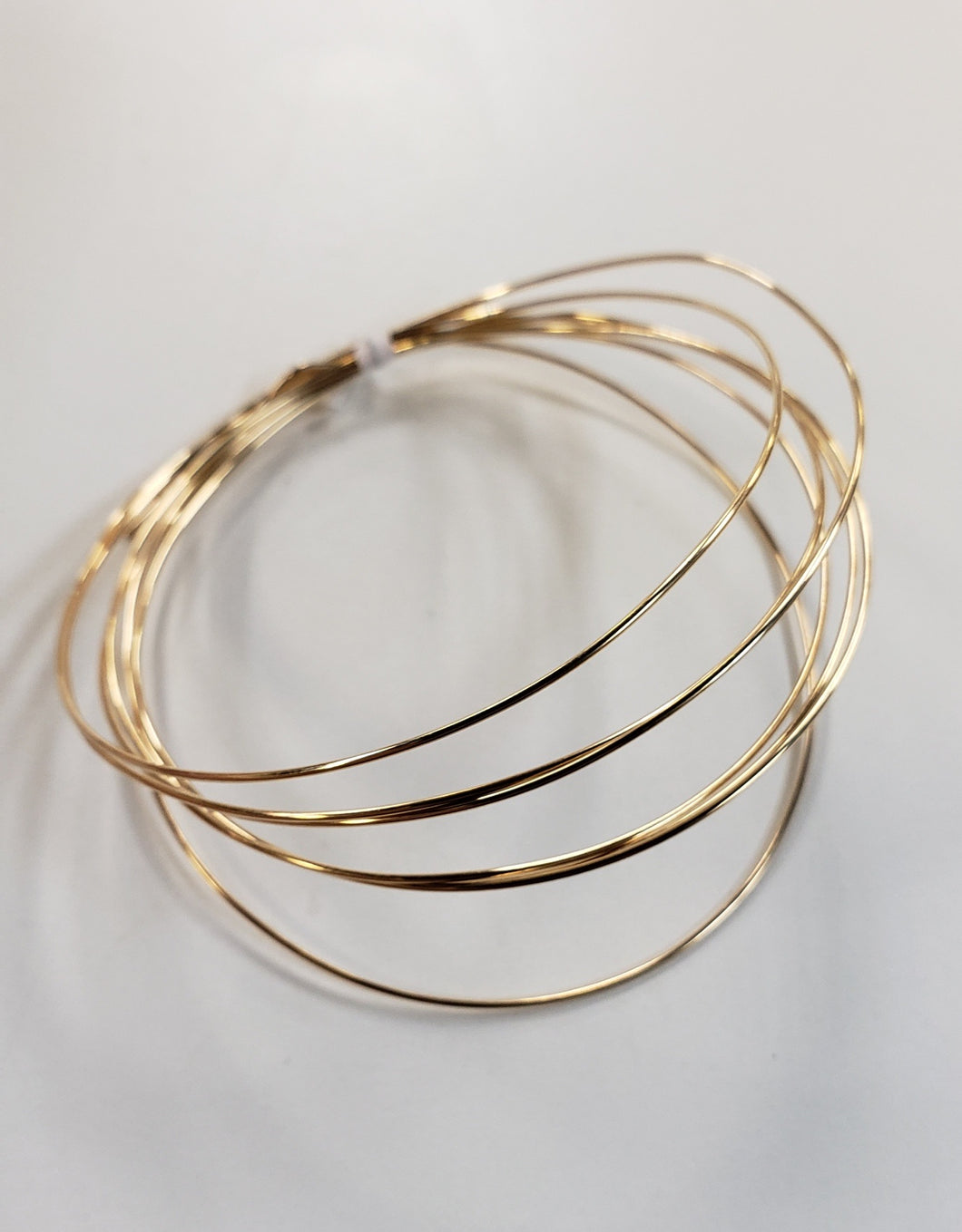 Gold Filled Wire : Square : Half Hard