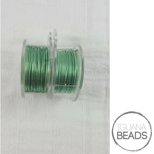 SEAFOAM Wire - Wire Wrapping Wire - Non-Tarnish - Parawire -Choose Gauge