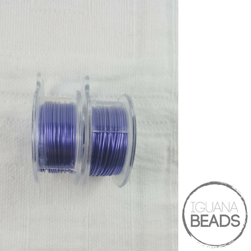 Lavender Wire - Wire Wrapping Wire - Non-Tarnish - Parawire -Choose Gauge