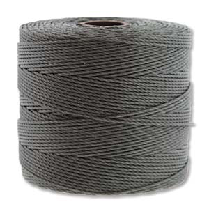 Fine Nylon Knotting Cord Fine Grey