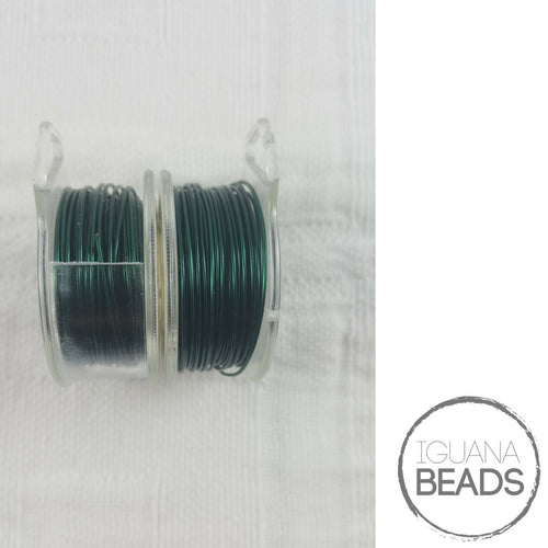 TEAL Wire - Wire Wrapping Wire - Non-Tarnish - Parawire -Choose Gauge