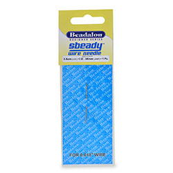 "SBEADY Wire Needle 1pc for 0.018"" Wire"