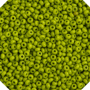 10/0 CZECH SEED BEADS - OP OLIVE