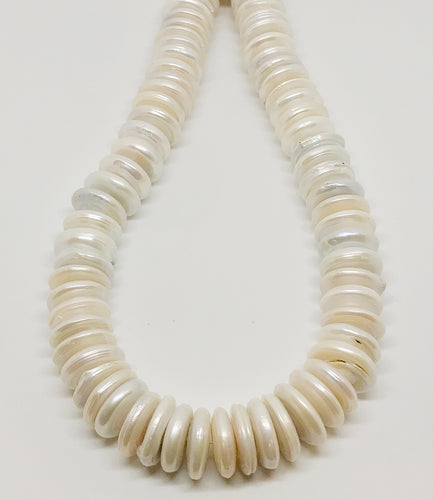 Large Coin Freshwater Pearls