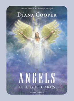 Angels of Light Card Deck By Diana Cooper