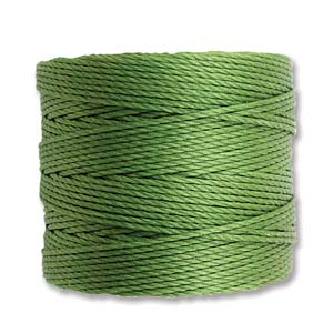 Medium Knotting Cord Avocado 77 yard
